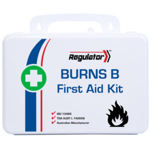 Product Image Regulator Medium Burns Series – First Aid Module