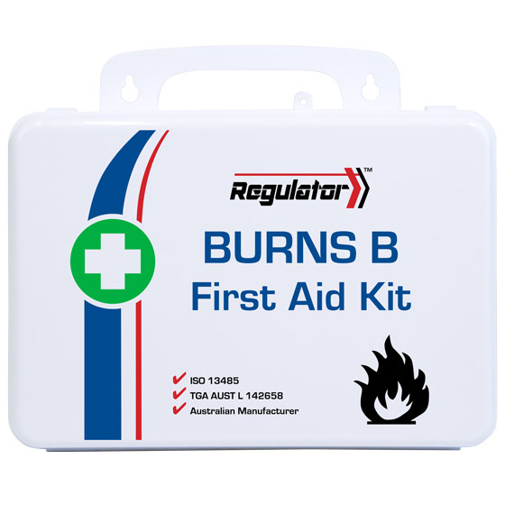 Product Image Regulator Medium Burns Series – First Aid Module