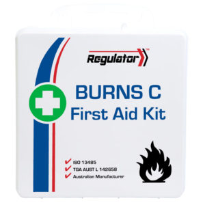 Product image of Regulator Large Burns Series – First Aid Module