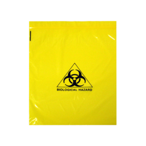 Biohazard Clinical Waste Bags 4L