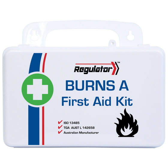 Product image of Regulator Small Burns Series – First Aid Module