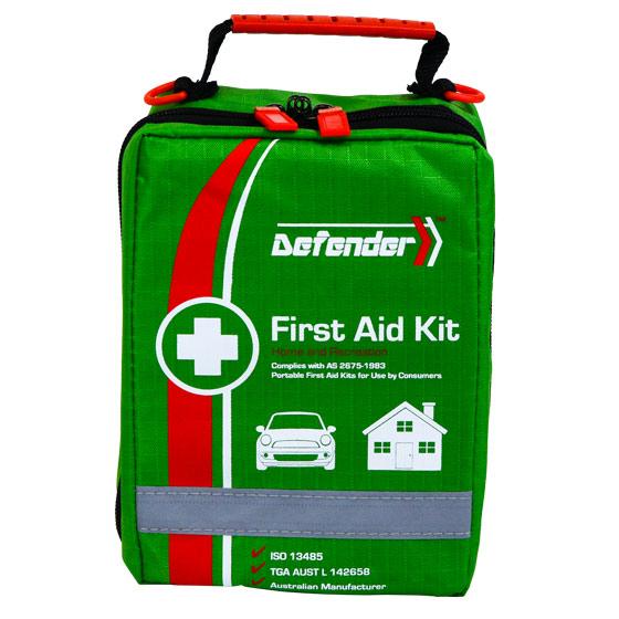 Defender General Purpose First Aid Kit - Softpack