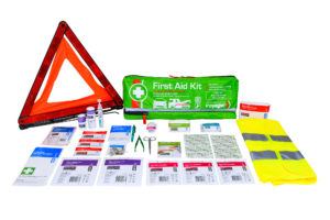 Voyager Vehicle Safety & First Aid Kit