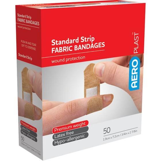 Fabric Strip 72mm x 19mm PK50