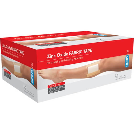 Zinc Oxide Tape 2.5cm x 5M - Single