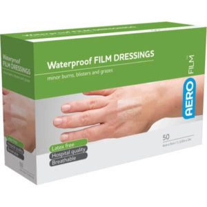 Film Dressing - 4cm X 5cm - Packet 50