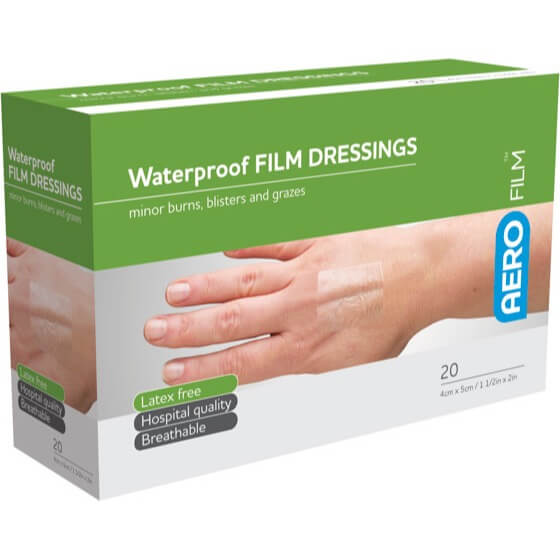 Film Dressing - 4cm X 5cm - Packet 20