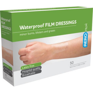 Film Dressing - 6cm X 7cm - Packet 50