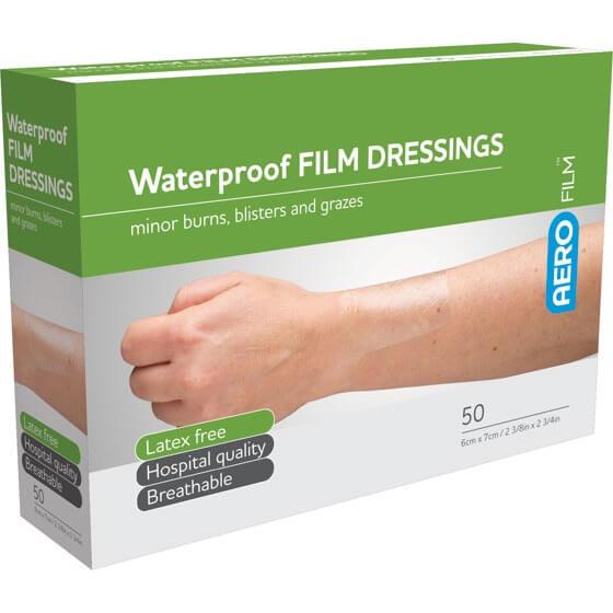 Film Dressing - 6cm X 7cm - Packet 50