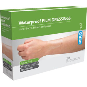 Film Dressing - 6cm X 7cm - Packet 20