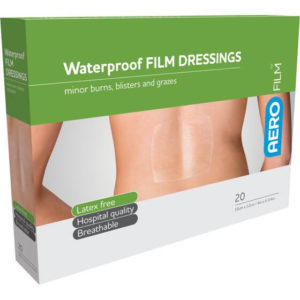 Film Dressing - 10cm X 12cm - Packet 20