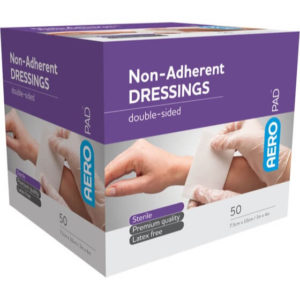 Low Adherent Dressing Pad 10cm X 7.5cm - Box 50