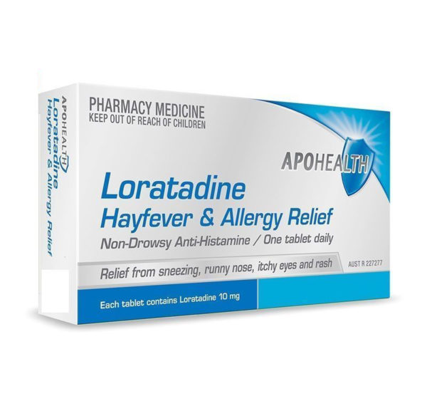 Loratadine 10mg Packet 50