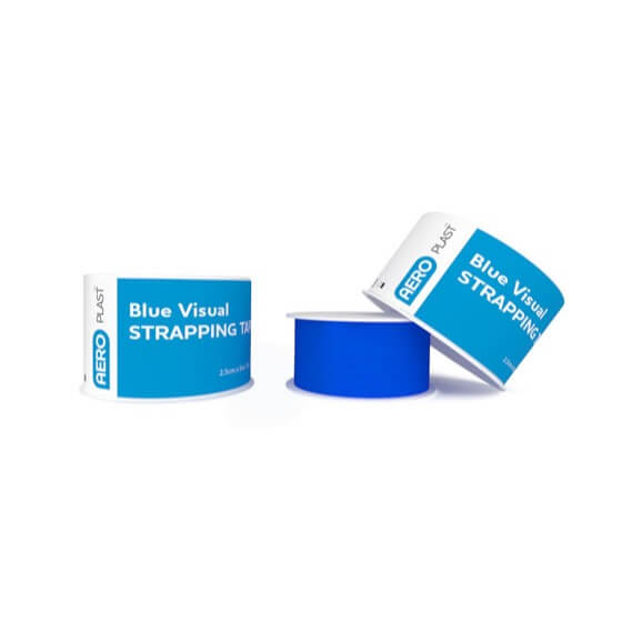 Visual Strapping Tape 25mm x 5m