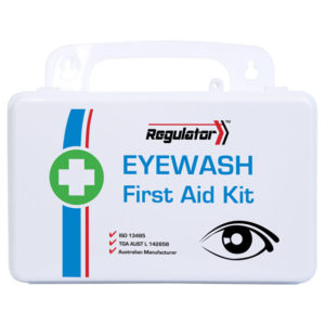 Regulator Eyewash Kit