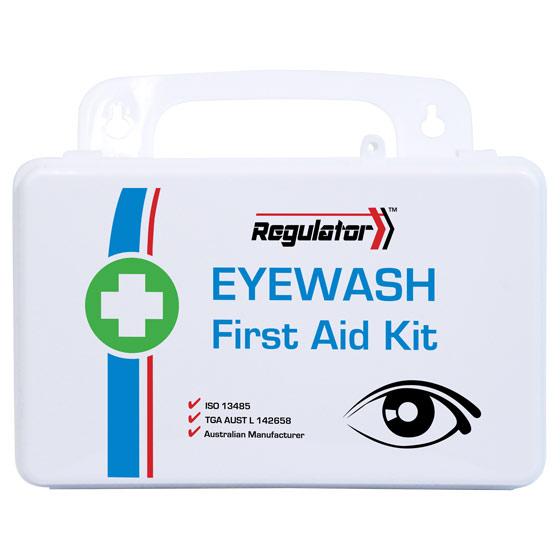 Regulator Eyewash Kit