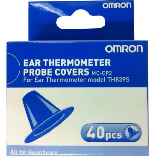 Ear Probe Thermometer Covers Pkt 40