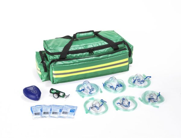 Oxygen Therapy Kit Impervious PVC