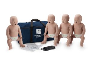 Prestan Infant Manikins - Pack of 4