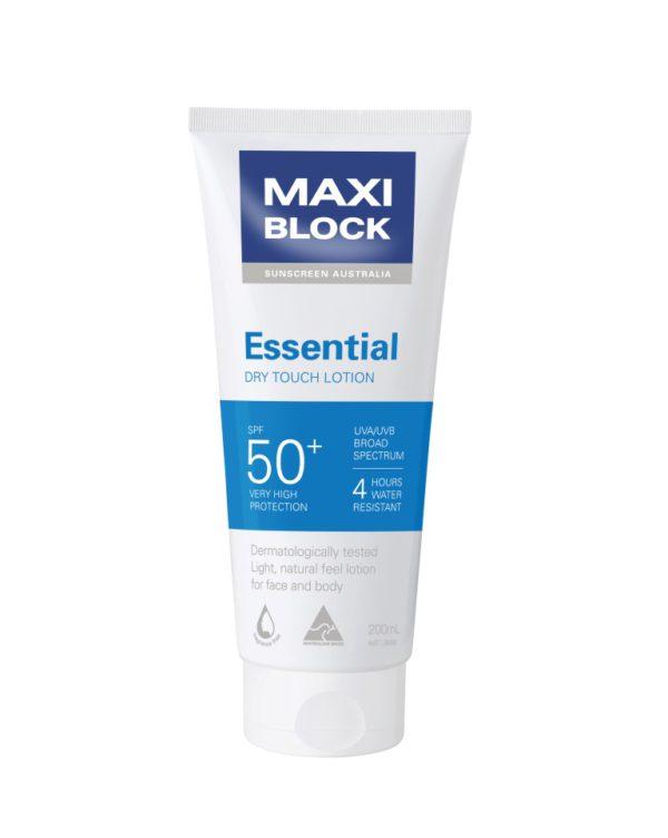 Maxiblock 200ml Flip Top 50+