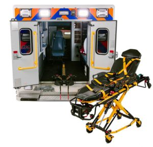 Stryker Power PRO XPS Stretcher Complete