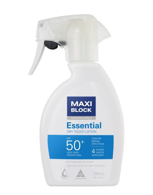 Maxiblock 250ml Spray 50+