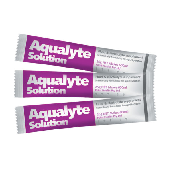 Aqualyte Berry 25g Sachets Carton 250