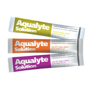 Aqualyte Mixed 25g Sachets Carton 50