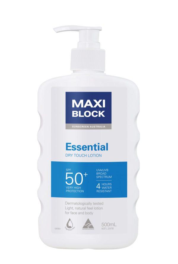 Maxiblock SPF50+ 500ml Pump