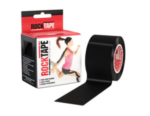 Rock Tape Black 5cm x 5m