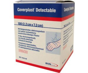 Coverplast X-Ray Detectable Plasters PK100