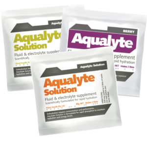 Aqualyte Mixed 80g Sachets Carton 20