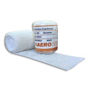 Elastic Cotton Crepe Bandage 5cm x 4m Wrap 12