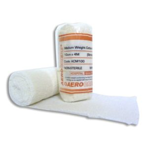 Medium Cotton Crepe Bandage 10cm x 4m