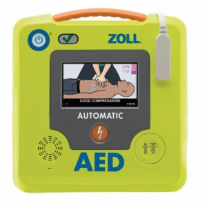 Fully Automatic Defibrillator Zoll AED3