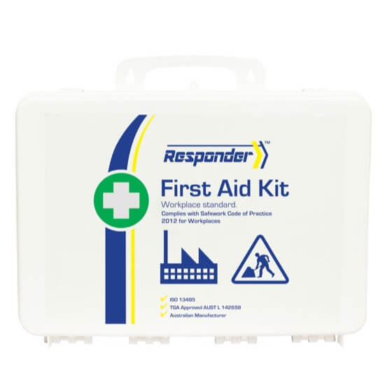 Responder Workers First Aid Kit - Weatherproof