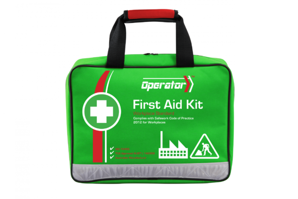Operator Workplace First Aid Kit - Medium Softpack