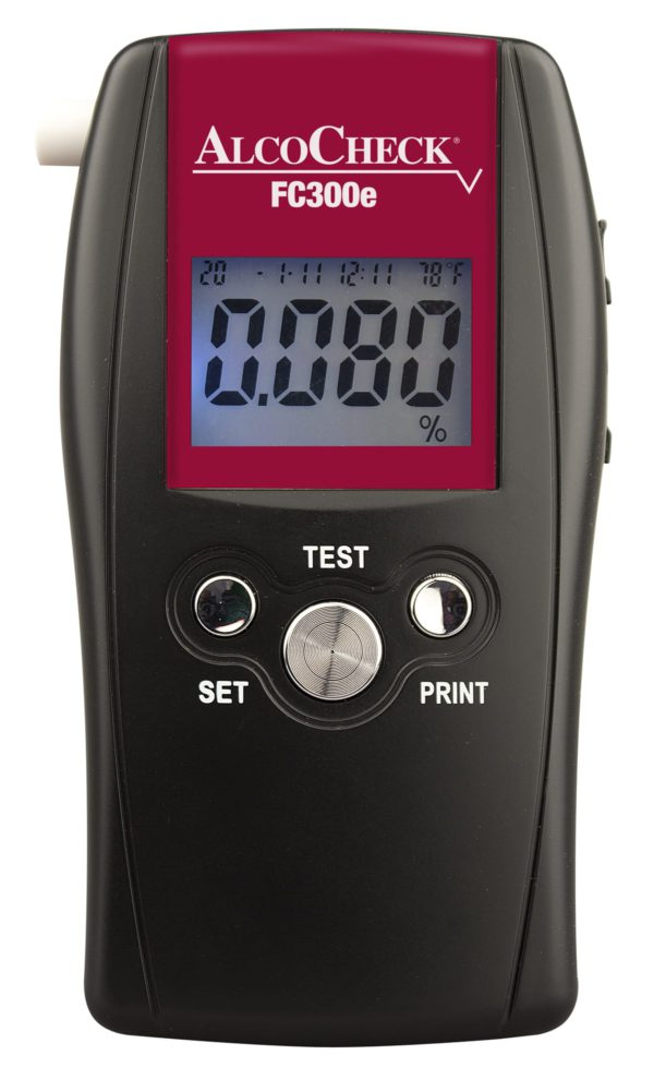 Breathalyzer FC300E