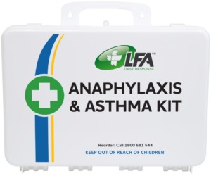 Anaphylaxis & Asthma Kit Plastic