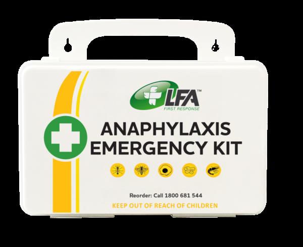 Anaphylaxis Kit Plastic