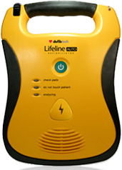 Defibtech Lifeline Defibrillator Fully Automatic