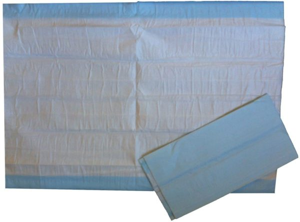 Incontinence Sheet Disposable Underpad (Blueys)