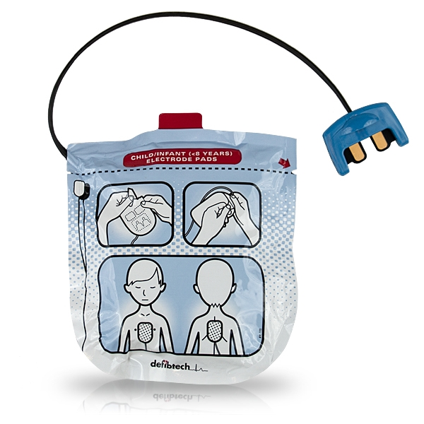 Defibtech Paediatric PADS