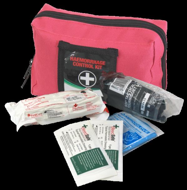 products LFA Haemorrhage Control Kit Contents Medium