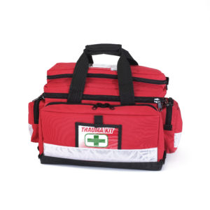 Trauma Bag Red