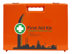 Underground Mining Compliant First Aid Kit