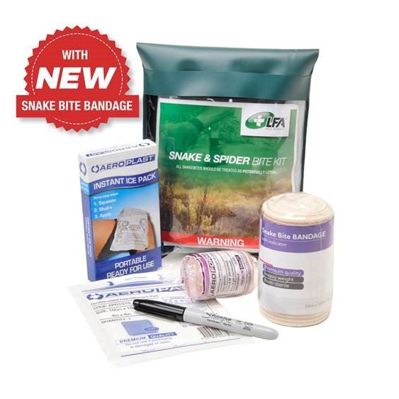 products New Snake Bite Kit