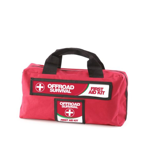 products Off Road Survival Red Medium