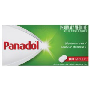 Panadol Tablets Packet of 100