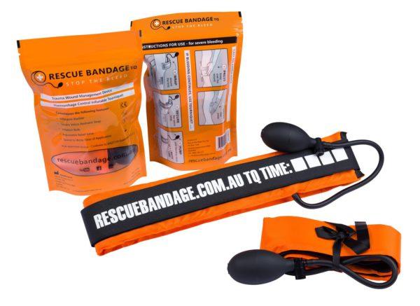 Rescue Bandage Tourniquet